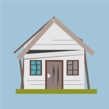 Sell a house fast even if it needs repairs
